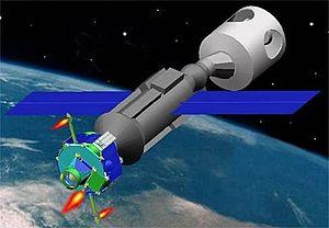 Interim Control Module - ISS Interim Control Module