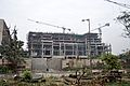 ITC Sonar - Hotel - Northern Block Under Construction - Eastern Metropolitan Bypass - Kolkata 2013-11-28 0861.JPG