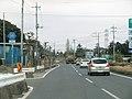 Ibaraki pref road 50 in Nobukata.JPG