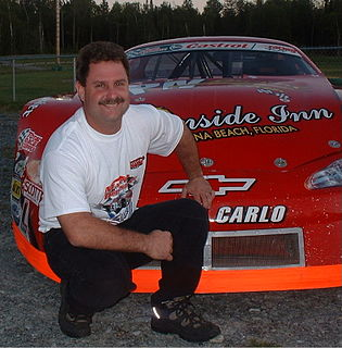 Mario Gosselin (racing driver) Canadian racing driver