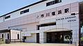 Ichikawa-Shiohama Station north side 20140702.jpg