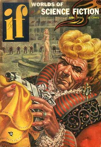 "Frank Riley (author) - Riley's ""The Executioner"" was the cover story on the April 1956 issue of If"