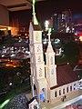 Igreja Matriz de Santo Antonio da Cidade de Lins - Cidade Miniatura do Seu Mário - Lins - panoramio.jpg