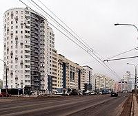 Ihumienski trakt. Ігуменскі тракт - panoramio.jpg