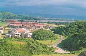 Scenic Beauty of IIT Guwahati