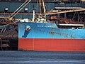Ikan Kerapu (ship, 2015) IMO 9697959, IJmuiden pic2.JPG