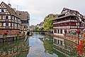 Ill river @ Petite France @ Grande Ile @ Strasbourg (45618833621).jpg