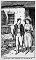 Illustrations by K. M. Skeaping for the Holiday Prize by E. D. Adams-pg-126-The two Sisters of Mercy stole quietly out of the cottage.jpg
