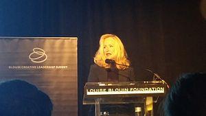Louise Blouin - Louise Blouin (Creative Leadership Summit 2015)