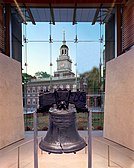 Liberty Bell ja Independence Hall