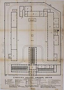 Indiana State Prison Wikipedia