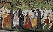 Indischer Maler um 1770 001