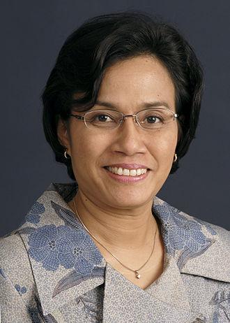 Sri Mulyani - Sri Mulyani as Managing Director of the World Bank Group (2010)