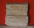 Inscripció sepulcral PLUSIAS, Museu de Belles Arts de València.JPG