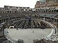Inside of the Colosseum, Rome!.jpg