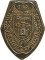 Insigne régimentaire du 149e Régiment d'Infanterie, Résiste et Mord.jpg