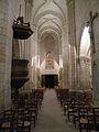 Interior of Église Saint-Sulpice de Chars 46.JPG