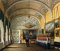 Interiors of the Winter Palace The Guardroom.jpg