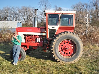 International Harvester 1066 - International Harvester 1066 Turbo