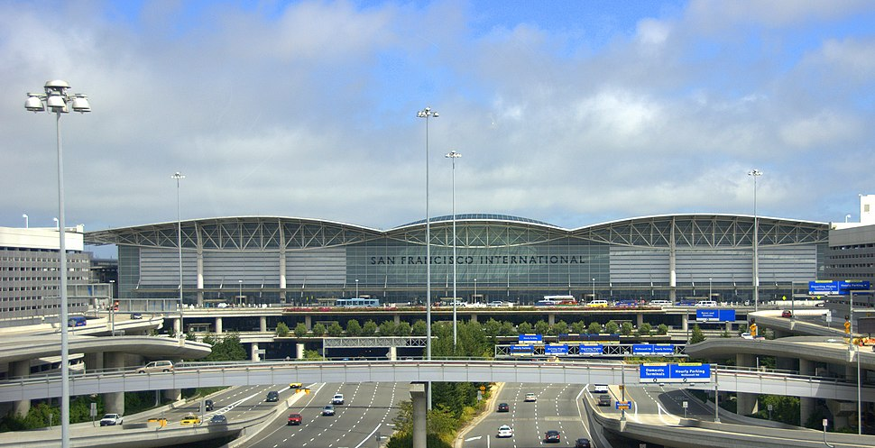 International Terminal of San Francisco International Airport2