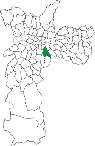 Ipiranga (district of São Paulo) - Image: Ipiranga