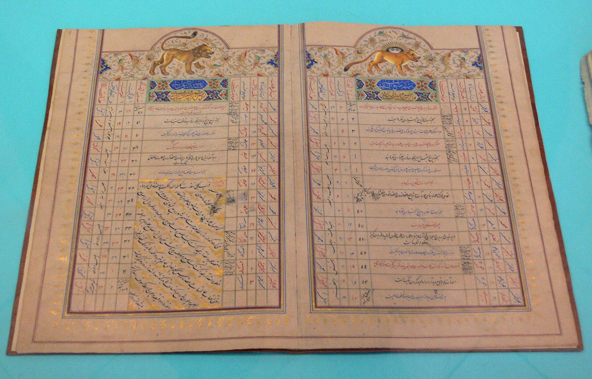 islamischer Kalender