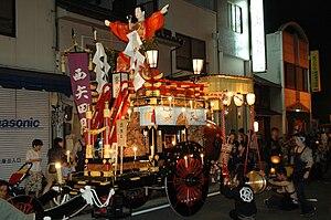 Ishidori Matsuri -  Nishiyada-Machi's Ishidori Matsuri Cart