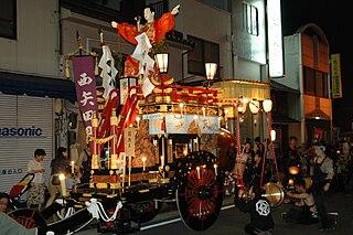 Ishidori Matsuri festival