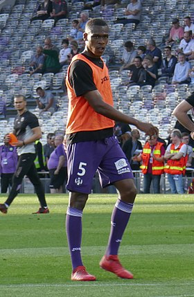 Image illustrative de l'article Issa Diop