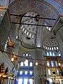 Istanbul, in the Sultan Ahmet Cami - panoramio.jpg