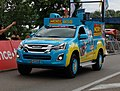 Isuzu D-MAX Journal de Mickey Caravane Tour de France 2019 Chalon sur Saône (48296436836).jpg