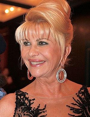 Ivana Trump - Ivana Trump in 2007