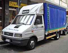 Iveco Turbo Daily II