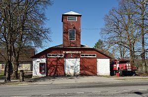 Järva-Jaani - Former fire depot