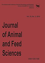 Journal of Animal and Feed Sciences - Wikipedia