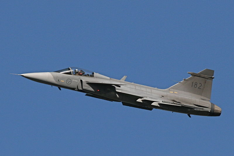 Switzerland Taps Saab's Gripen as F-5 Replacement | Indian Defence Forum