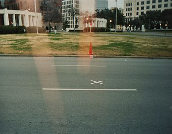English: site of JFK assassination Italiano: I...
