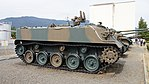 JGSDF Type 60 Armoured Personnel Carrier(No.0031M) right front view at Camp Nihonbara October 1, 2017 02.jpg