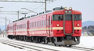 711 series Japanese train type
