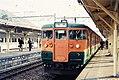 JR 115 Gotemba Line at Kozu Station.jpg