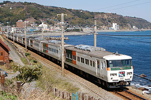 JR East 185 Limited Express Odoriko.jpg