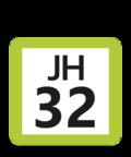 JR JH-32 station number.png