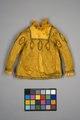 Jacka till gul maskeraddräkt Gustaf Adolf - Livrustkammaren - 86699.tif
