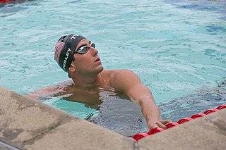 Jacob Pebley American swimmer
