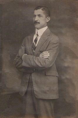 Jacobo Palm in 1926