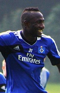 Jacques Zoua Cameroonian footballer