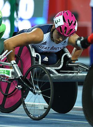 Jade Jones (athlete) - Jade Jones in Rio 2016