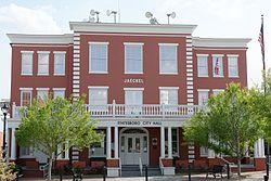Jaeckel Hotel, Statesboro, GA, US.jpg