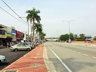 Simpang Ampat, Penang Town in Penang, Malaysia