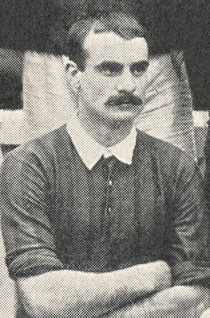 Jimmy Jay - Jay while with Brentford in 1905.